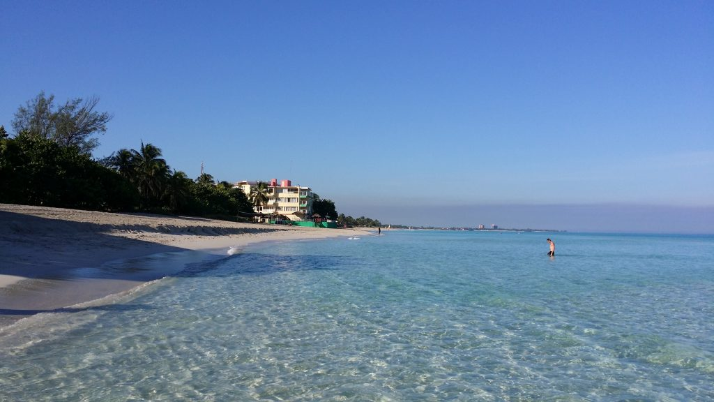 Пляж Куба Варадеро